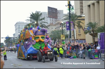 Krewe of Thoth, Mardi Gras