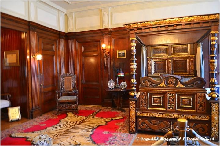 Sir Pellatt's room