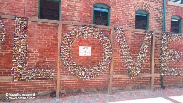 Love Installation